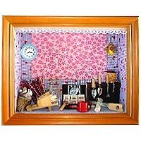 娃娃屋立體相框 院 子 (4X6吋)