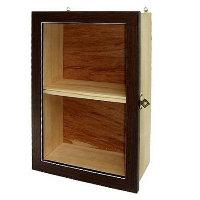 二樓實木屋盒-胡桃木門